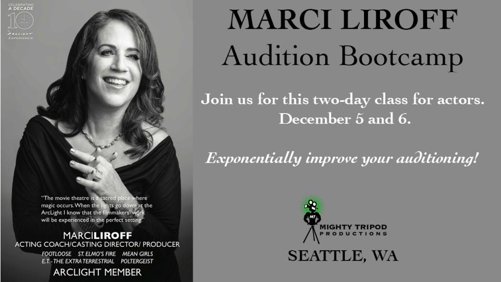Marci Liroff, Mighty Tripod Acting Studio
