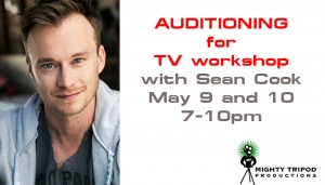 Acting classes, Seattle, actor training, acting for camera, acting school
