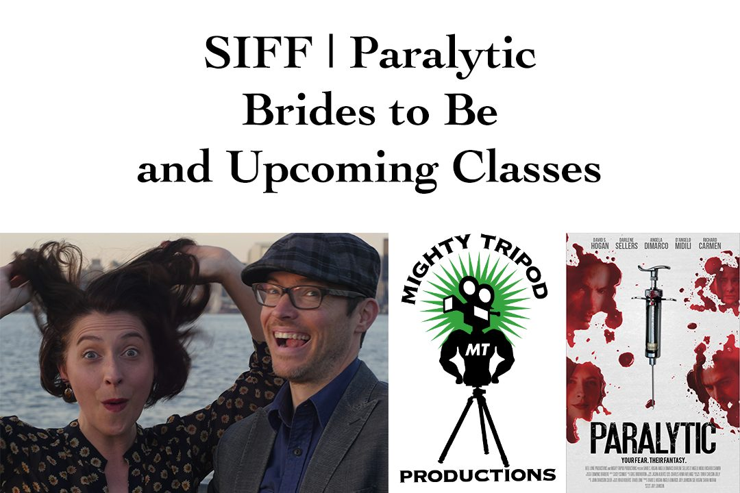SIFF, David S. Hogan, Angela DiMarco, Paralytic