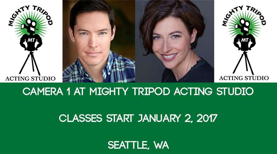 acting, classes, education, seattle, camera, film, commercial