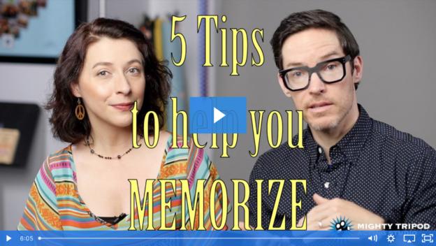 actors, acting, actor, memorizing, tips, tricks, tools, classes